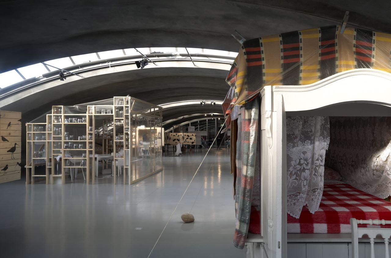 Meinertz Ribbenbuizen in Wiebengahal te Maastricht