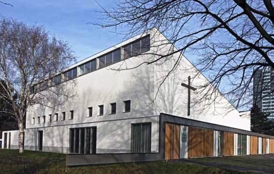 Benedictus-Bernadettekerk Rijswijk