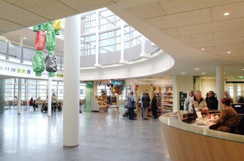 Interieur Westfries Gasthuis Hoorn